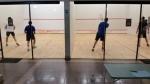 Tournoi de squash de décembre