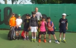 Tournoi Galaxie Tennis 8/10 ans